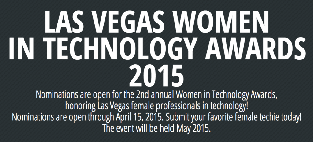 Elev8 Consulting Group Sponsors Las Vegas Women In Technology Award