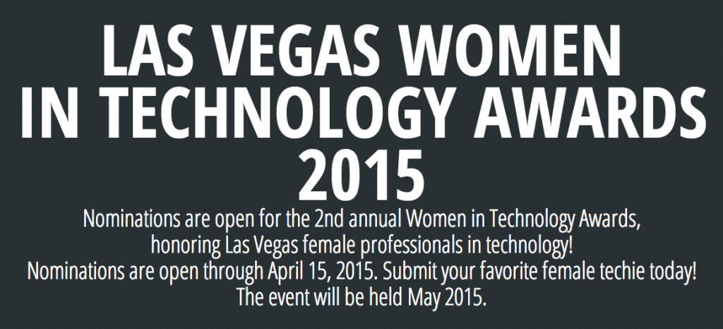 Elev8 Consulting Group | Publicity Sponsor Las Vegas Women in Technology Awards