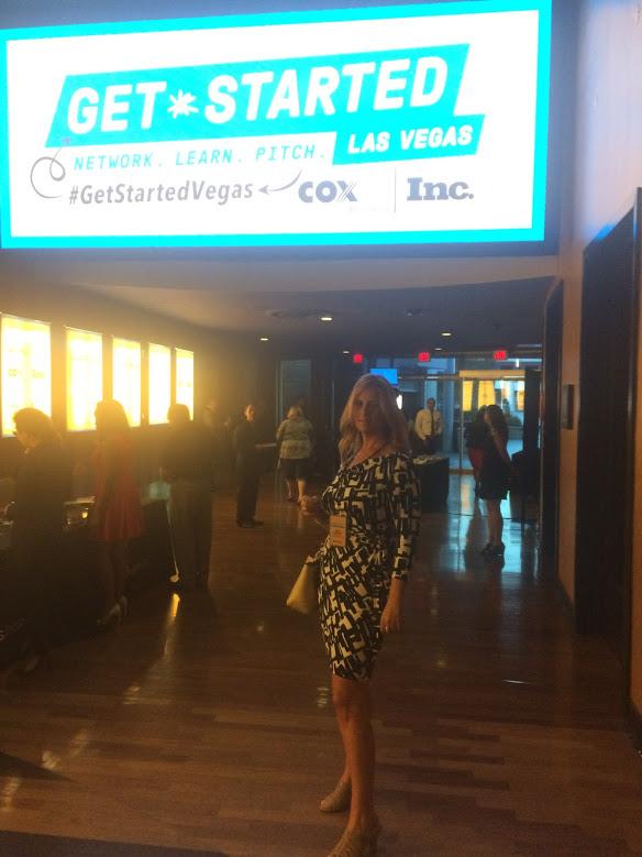 Elev8 Consulting Group CEO and Founder Angela Delmedico #GetStartedLasVegas