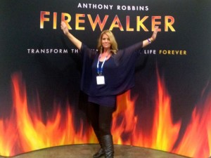 Elev8 Consulting Group Angela Delmedico Unleash the Power Within Tony Robbins Los Angeles