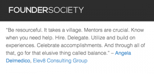 YEC Founder Society Member Angela Delmedico, CEO of Elev8 Consulting Group Featured in Business Collective