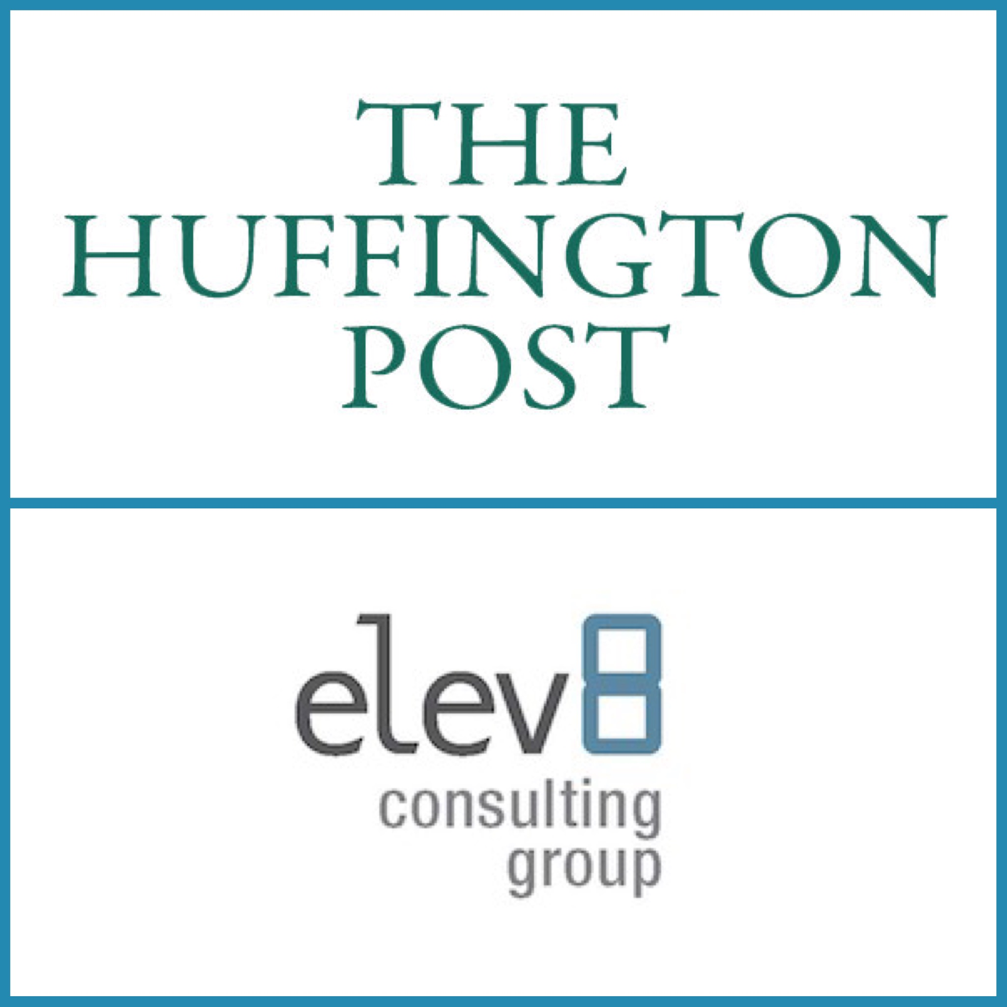 The Huffington Post Elev8 Consulting Group Angela Delmedico