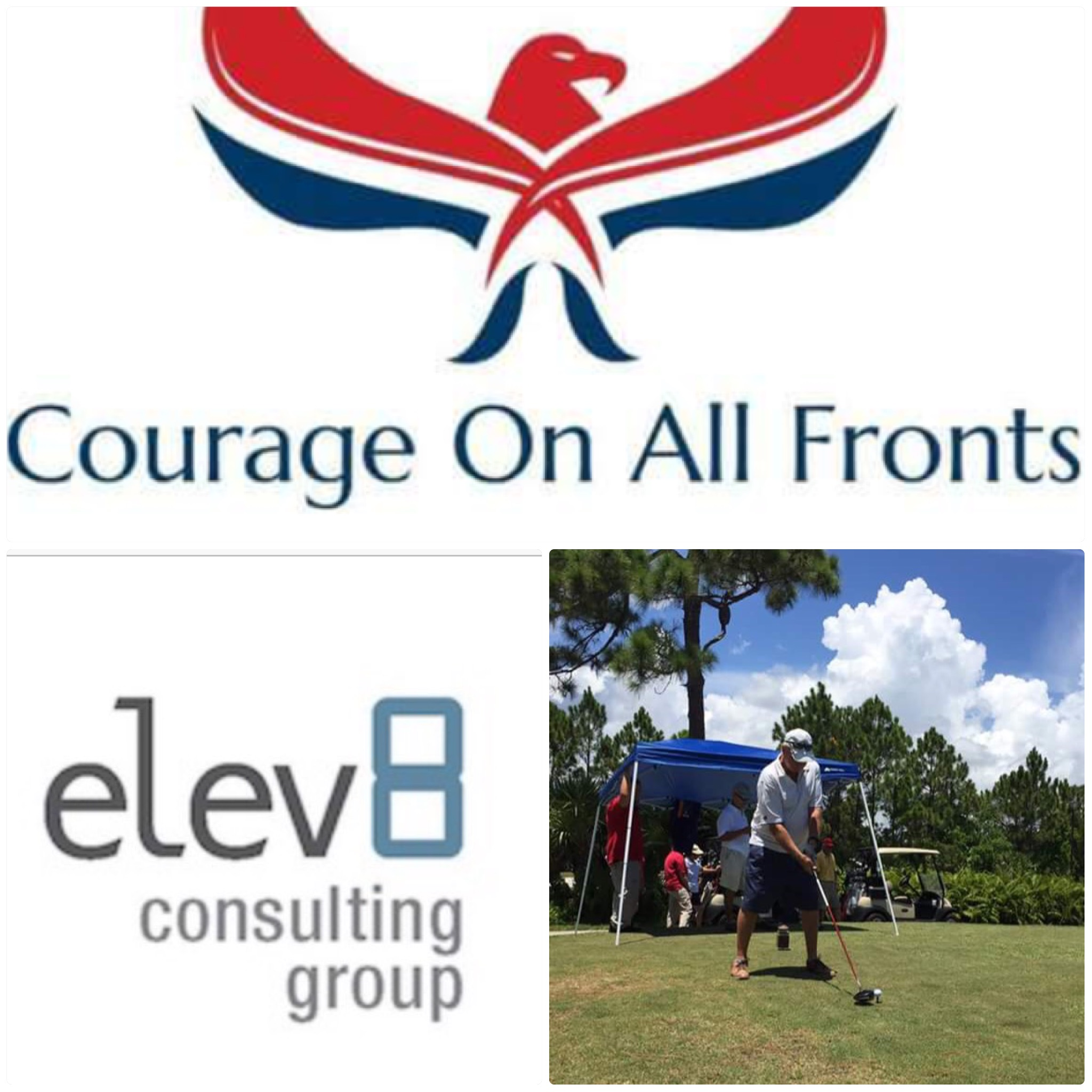 Elev8 Consulting Group Courage on All Fronts