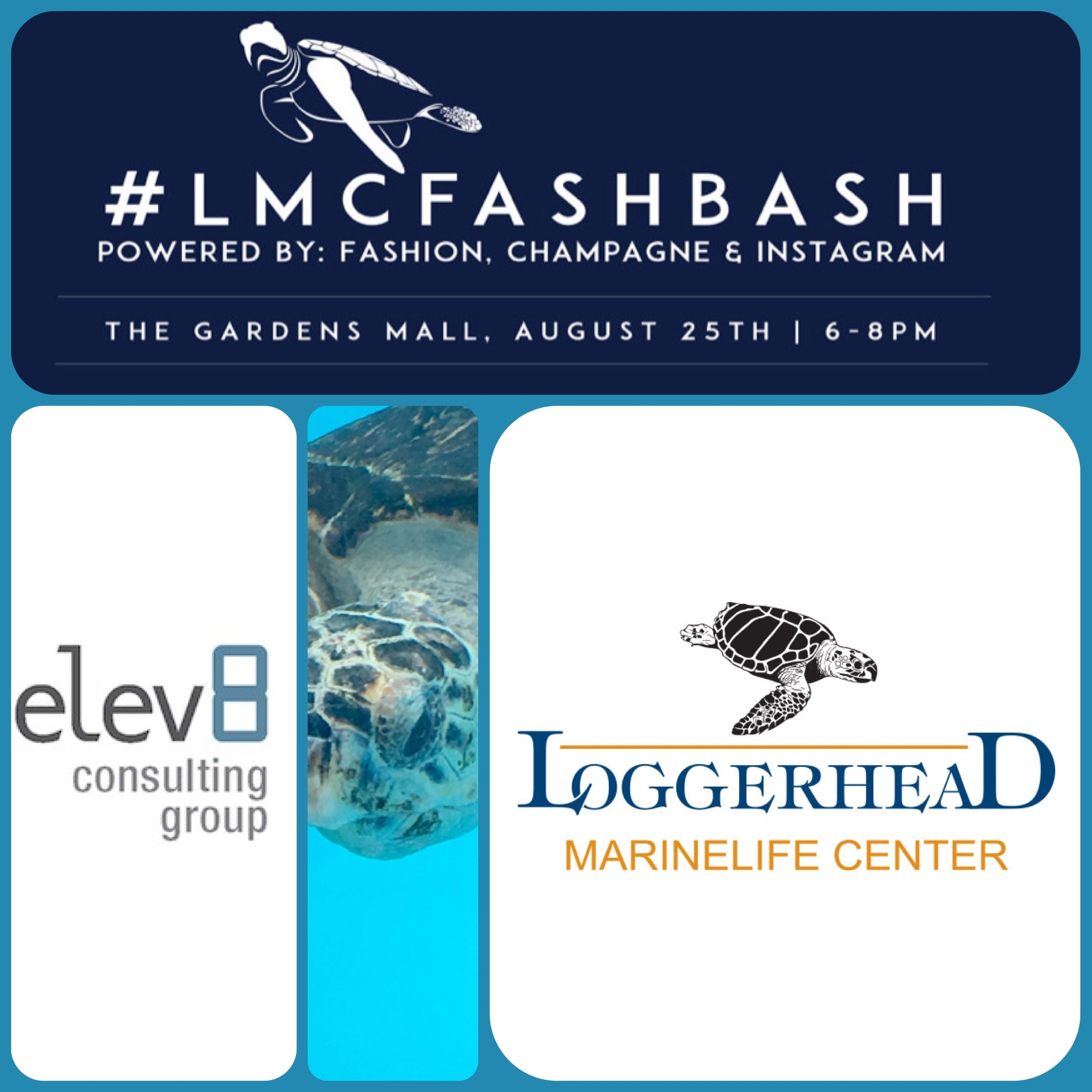 Saving Marine Life In Style! Elev8 Consulting Group Sponsors The 3rd Annual #LMCFashBash To Benefit Loggerhead Marinelife Center