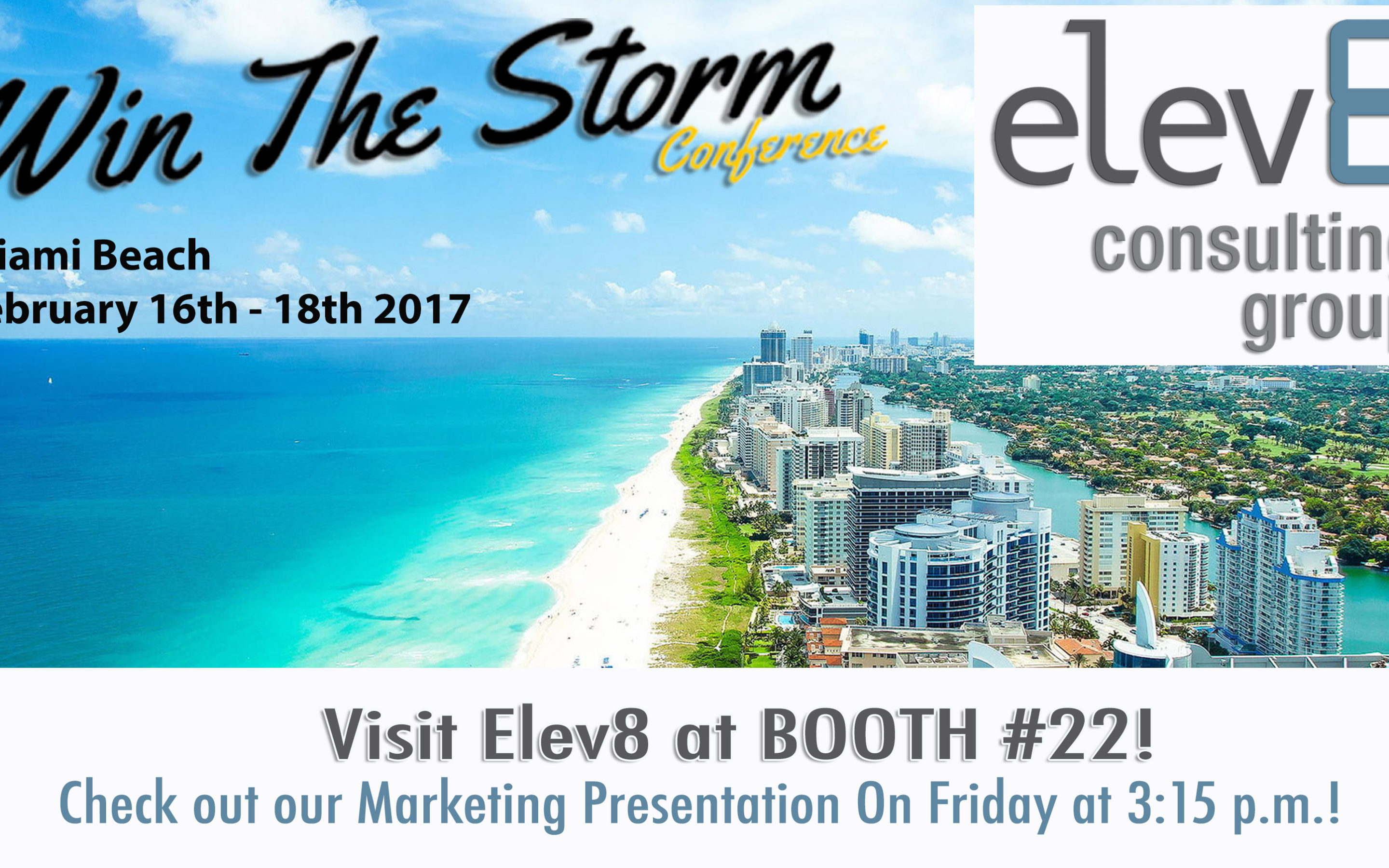 Elev8 Consulting Group Founder Angela Delmedico Presents Marketing At Leading Miami Conference