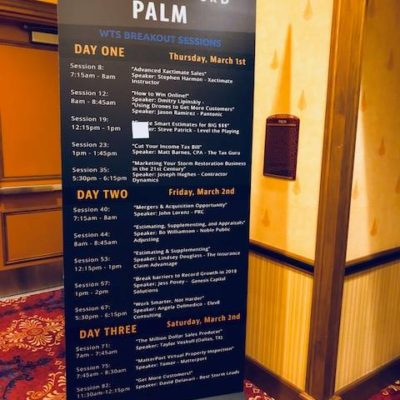 Elev8 Consulting Group CEO Angela Delmedico Presents Marketing and Publicity at Win The Storm Conference Las Vegas Nevada