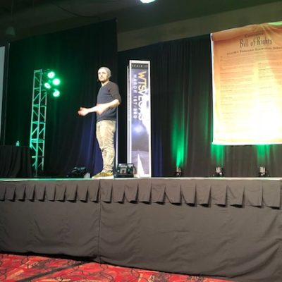 Elev8 Consulting Group Meets Gary Vaynerchuk at Win The Storm Conference Las Vegas Nevada