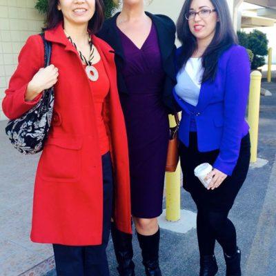 Elev8 Consulting Group CEO Angela Delmedico Publicity Sponsor Women in Media Mentoring Initiative Las Vegas Women Advancing Chapter