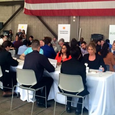 Elev8 Consulting Group Speed Mentoring at College of Southern Nevada