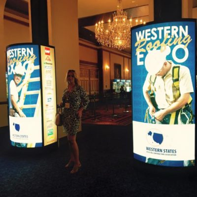 Elev8 Consulting Group at Western Roofing Expo Las Vegas