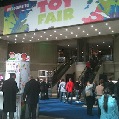 Client Conference New York Toy Fair
