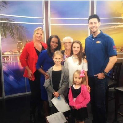 Elev8 Consulting Group Publicity Client Venture Construction Group on WPTV 5 Florida