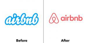 AirBNB Logo Rebrand