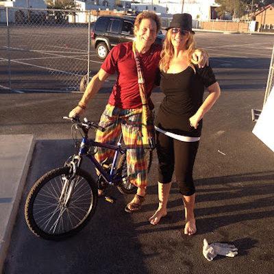 Elev8 Consulting Group CEO Angela Delmedico with LifeCube Founder Scott Cohen Las Vegas