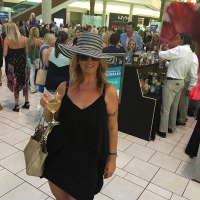 Elev8 Consulting Group CEO Angela Delmedico Sponsors Loggerhead Marinelife Center Fashion Bash in Palm Beach Gardens Florida