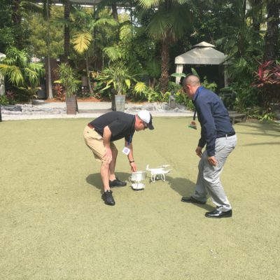 Elev8 Consulting Group Team Expands Marketing Knowledge and Attends Construction Industry Drone Training Session Orlando Florida