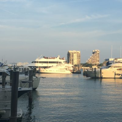 Elev8 Consulting Group at Conference Yacht Cruise Miami Florida