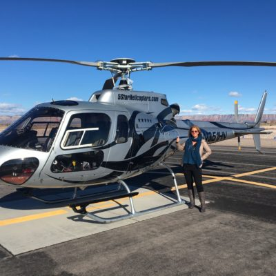 Heli Tour for Elev8 Consulting Group Client Publicity Campaign