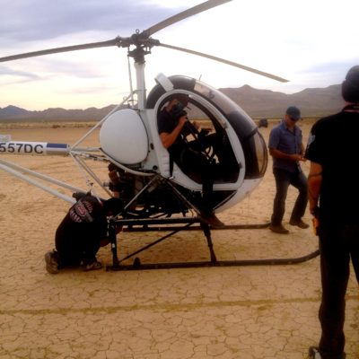 Elev8 Consulting Group Marketing Client Shark Kage in Viva Las Vegas Video Shoot