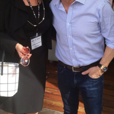 Elev8 Consulting Group CEO Angela Delmedico Meets Grant Cardone Las Vegas Conference