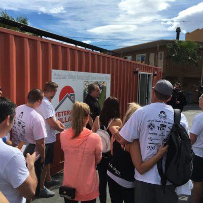 Elev8 Consulting Group Sponsors Veterans Village Charity Run Las Vegas
