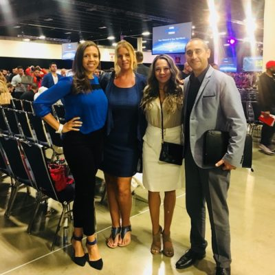 Elev8 Consulting Group & Overachiever Colleagues at National Achievers Congress Fort Lauderdale