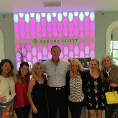 Elev8 Consulting Group Publicity Campaign Fundraiser Kendra Scott and Venture Construction Group of Florida