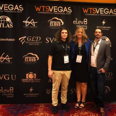 Elev8 Consulting Group CEO Angela Delmedico Presents on Women Of The Industry Panel at Las Vegas Conference-
