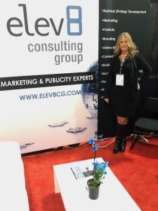 Elev8 Consulting Group CEO Angela Delmedico Presents on Women Of The Industry Panel at Las Vegas Conference- Awards Ceremony