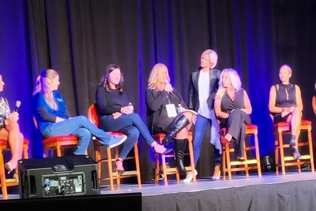 Elev8 Consulting Group CEO Angela Delmedico Presents on Women Of The Industry Panel at Las Vegas Conference