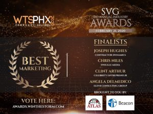 Elev8 Consulting Group CEO Angela Delmedico Voted Best Marketing Award Finalist