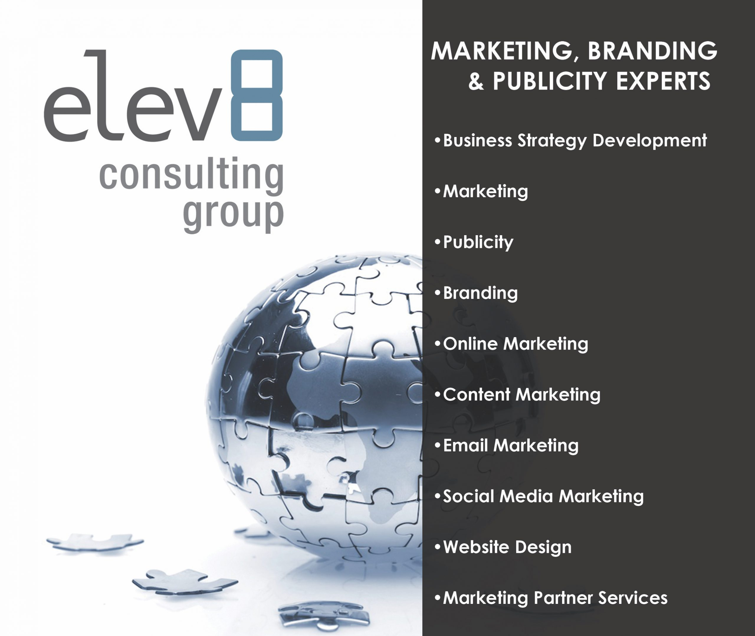 Elev8 Consulting Group CEO Angela Delmedico Presents on Marketing Panel